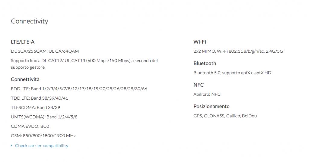 Schermata 2017 10 08 alle 20.55.03 1024x538 - Recensione OnePlus 5 A5000