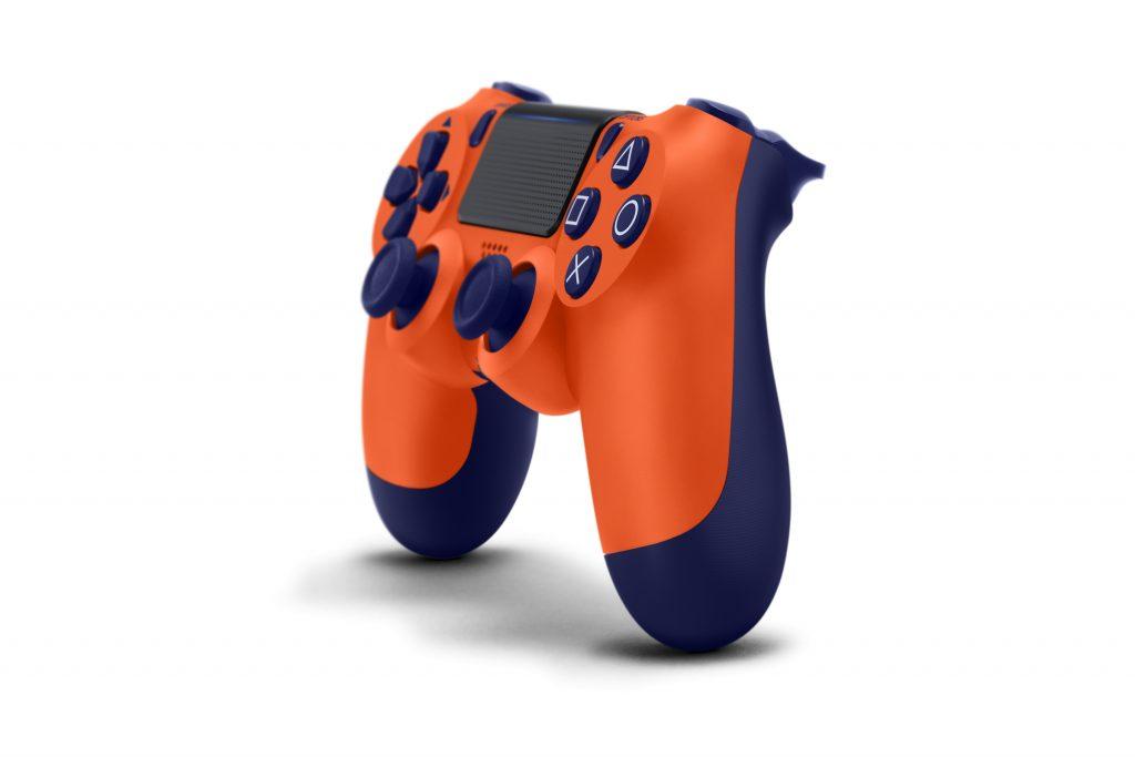 Sunset Orange 1024x683 - In arrivo la nuova colorazione Sunset Orange per il DualShock 4