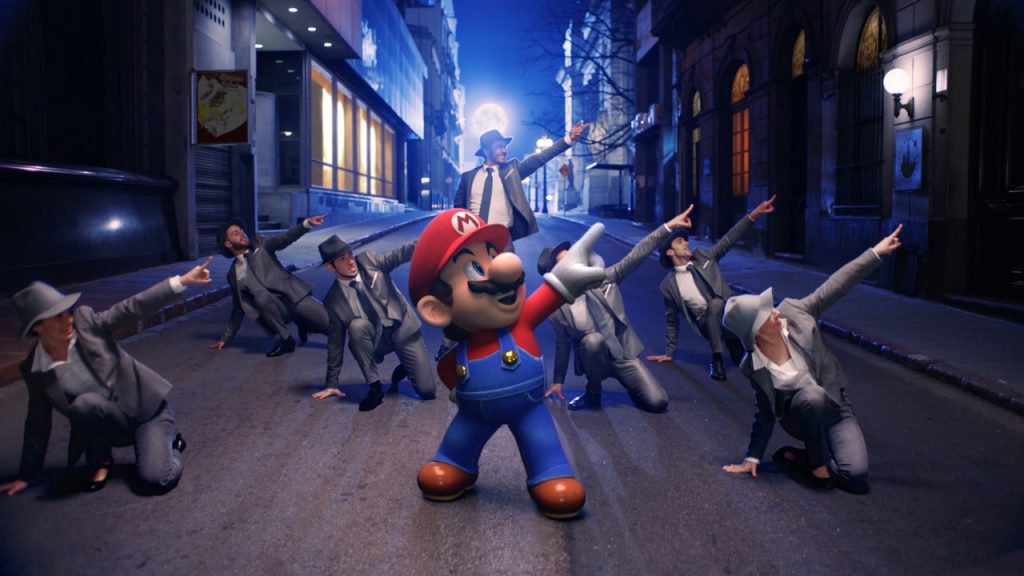 Super Mario Odyssey Musical Thumbnail1 1024x576 - Super Mario Odyssey, pubblicato il nuovo video musicale