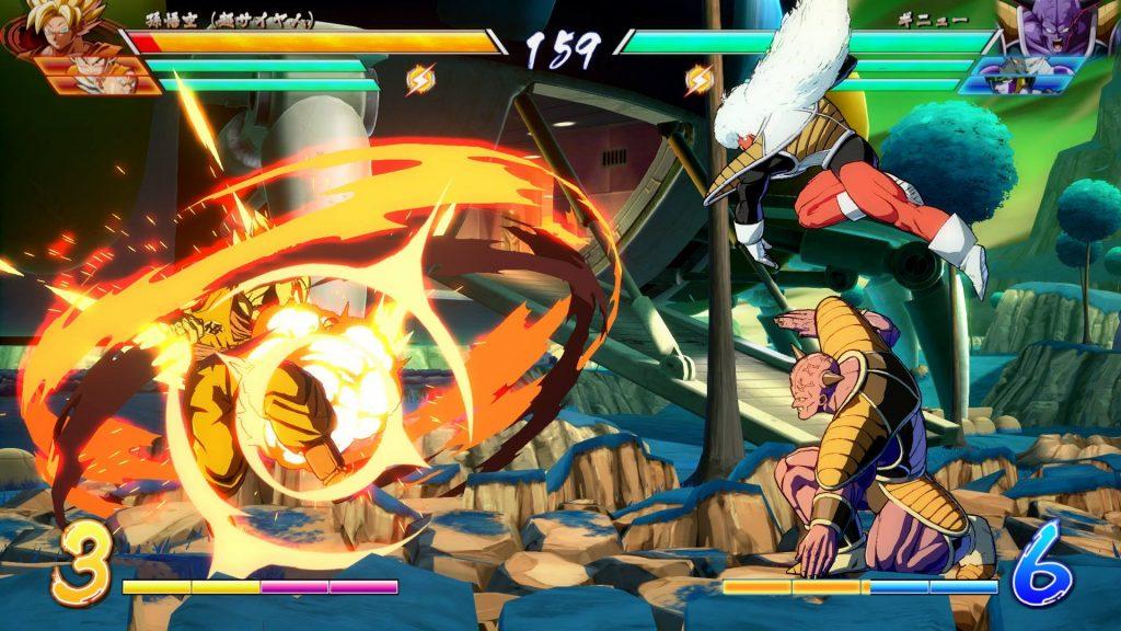 dragon ball fighterz 1024x576 - Dragon Ball FighterZ, Bardock e Broly sono in arrivo