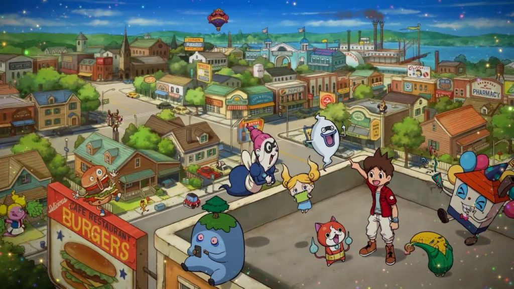 yokai watch 2 psicospettri date gamesoul 1280x720 1024x576 - Recensione Yokai Watch 2 Psicospettri
