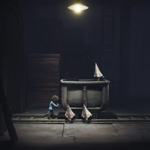 1 2 300x300 - Recensione Little Nightmares - Secrets of the Maw: Il Nascondiglio