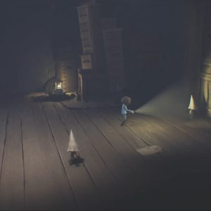 2 1 300x300 - Recensione Little Nightmares - Secrets of the Maw: Il Nascondiglio