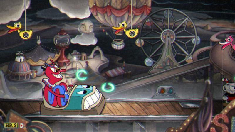 Cuphead 2 - GUIDA Cuphead, come sconfiggere i boss del mondo 2