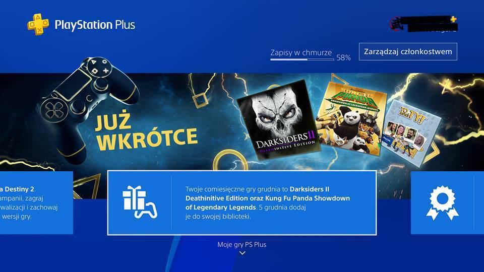 PSN Plus Dicembre 2017 - PlayStation Plus, svelati i titoli di dicembre?