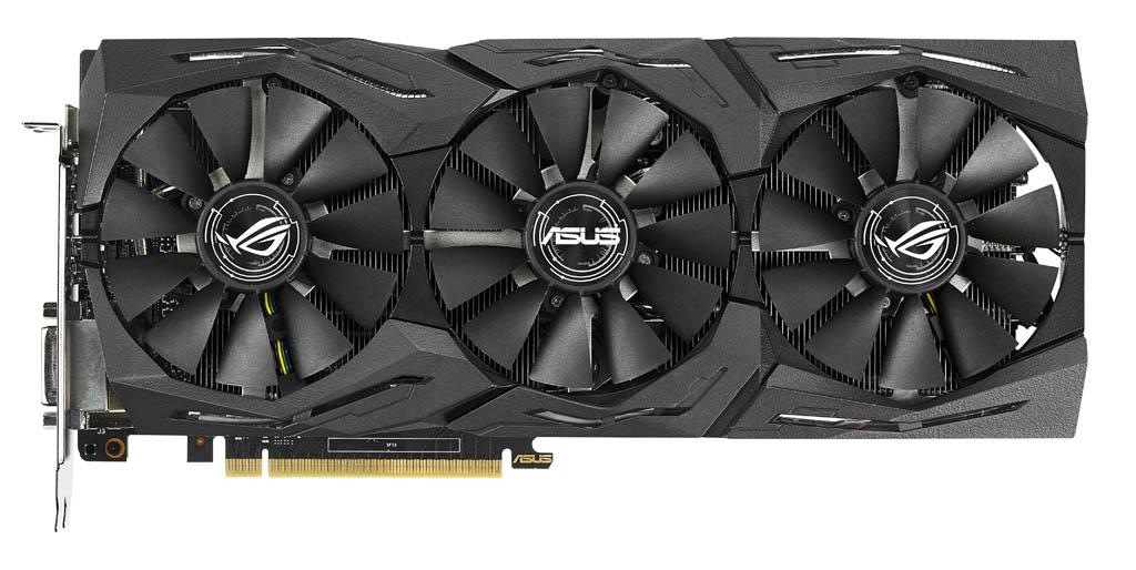 ROG STRIX GTX1070TI A8G GAMING - ASUS presenta le schede grafiche gaming della serie GeForce GTX 1070 Ti