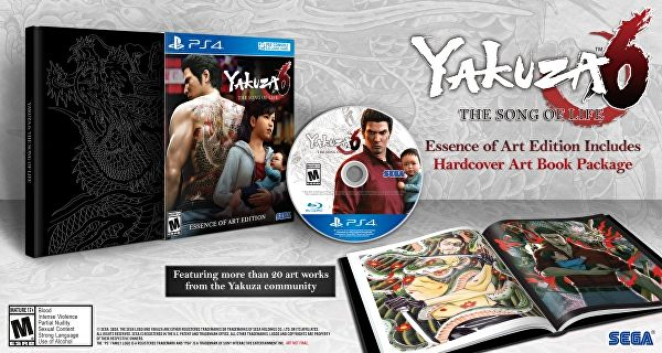 Yakuza 6 limited - Yakuza 6 si mostra in un nuovo trailer
