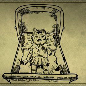 bad dream coma v1 511117 300x300 - Comincia il Lunedìndie, oggi vi parliamo dell'avventura grafica horror Bad Dream Coma