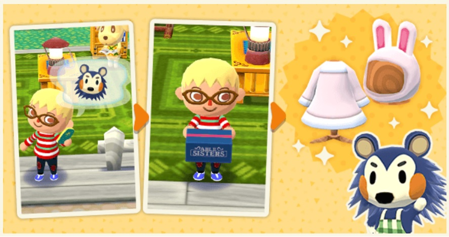 Animal Crossing Pocket Camp 1 - Animal Crossing Pocket Camp, svelati i contenuti del prossimo aggiornamento