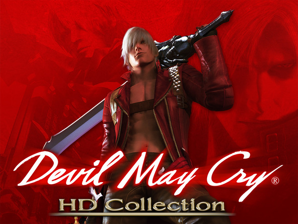 Devil May Cry HD Collection - Devil May Cry HD Collection, annunciata ufficialmente