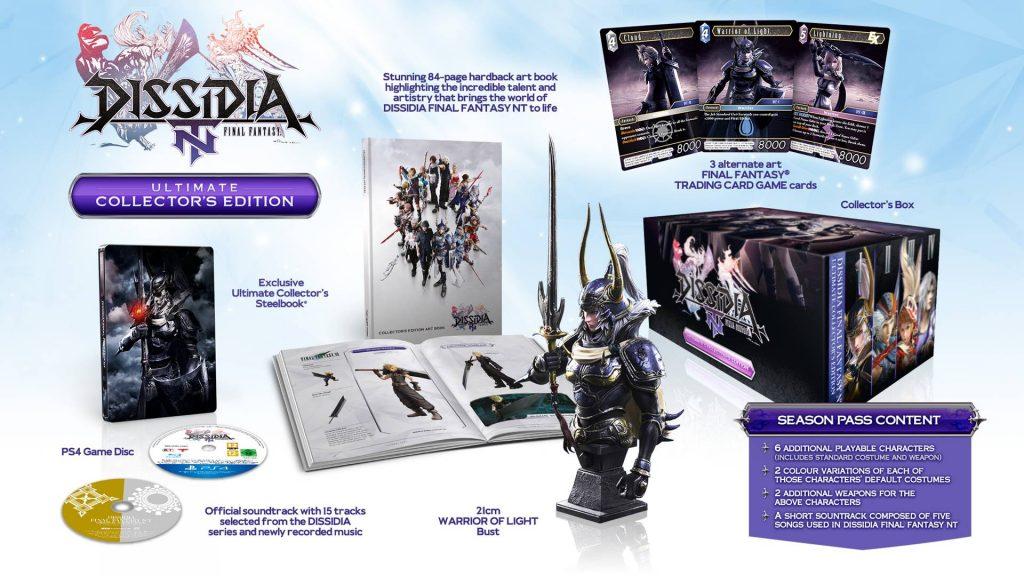 Dissidia Final Fantasy NT 1 1024x576 - Dissidia Final Fantasy NT, nuovo trailer dalla Jump Festa