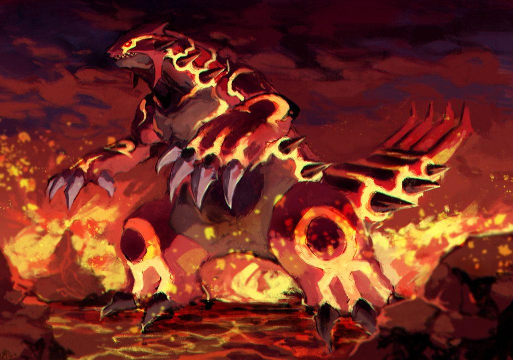 Groudon.full .1715002 1 1024x720 - Guida Pokémon Ultrasole e Ultraluna, uso degli Ultravarchi e cattura di tutti i Pokémon Leggendari