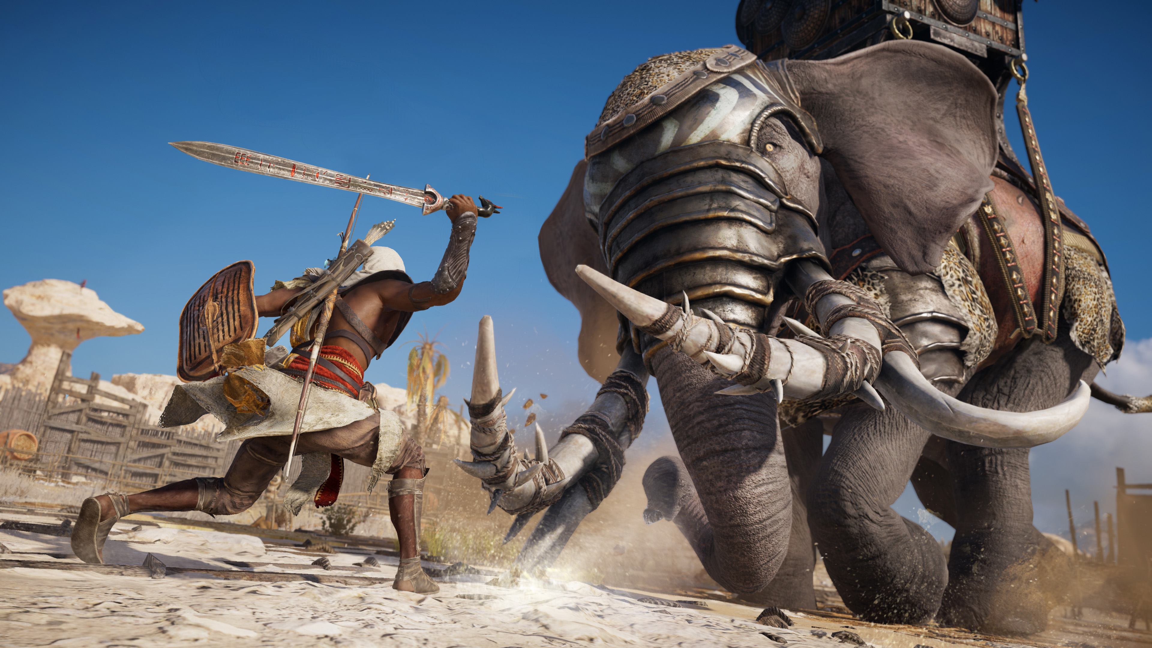 aco screen warelephant previews 1506632377 - Assassin's Creed Origins, guida alternativa al gioco