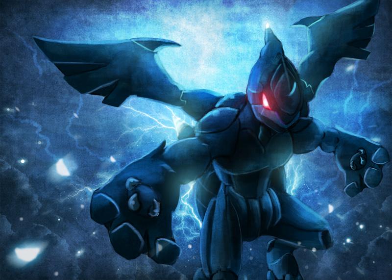 zekrom burst by abusorugia d4up5cc - Guida Pokémon Ultrasole e Ultraluna, uso degli Ultravarchi e cattura di tutti i Pokémon Leggendari
