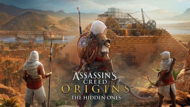 Assassins Creed Origins 1 - Assassin's Creed Origins si aggiorna alla versione 1.2.0