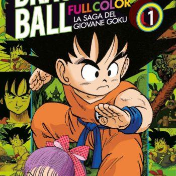 DragonBall FullColor1 350x350 - Recensione Dragon Ball Full Color – La Saga del Giovane Goku n°1