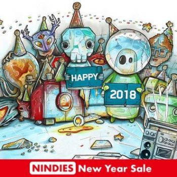 Nindies 350x350 - Nindies New Year Sale