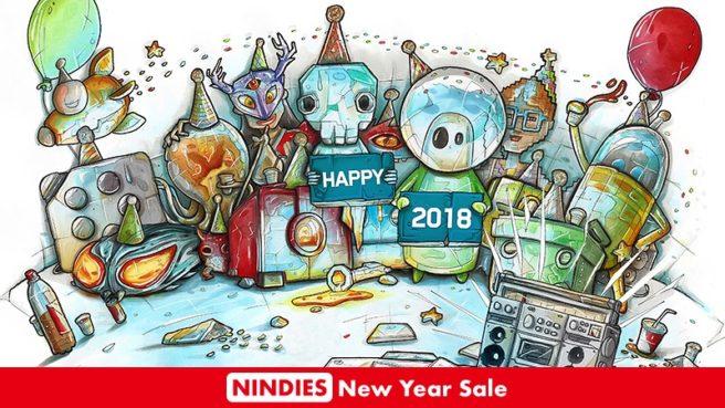 "Nindies - Al via i ""Nindies New Year Sale"" su Nintendo Switch"