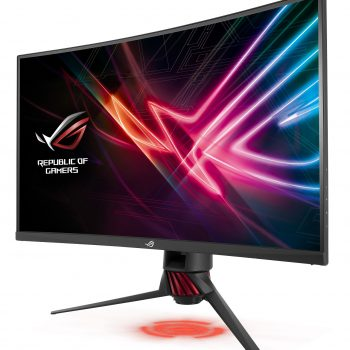 XG32VQ L 350x350 - ASUS Republic of Gamers annuncia i monitor ROG Strix XG32VQ e XG35VQ