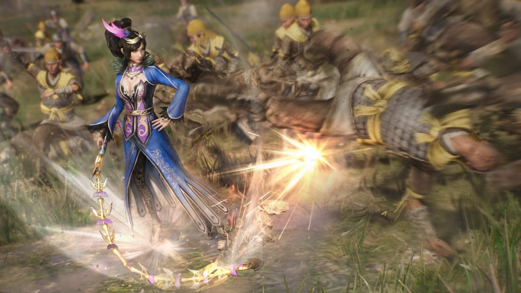 DW9 Screenshot01 1024x576 - Recensione Dynasty Warriors 9