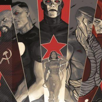 Divinity III Stalinverso 350x350 - Star Comics, disponibili da oggi Divinity III: Stalinverso e Divinity III: Eroi del Glorioso Stalinverso