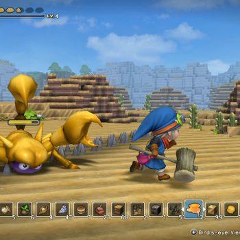 DragonQuestBuilders 4 350x350 - Recensione Dragon Quest Builders Nintendo Switch