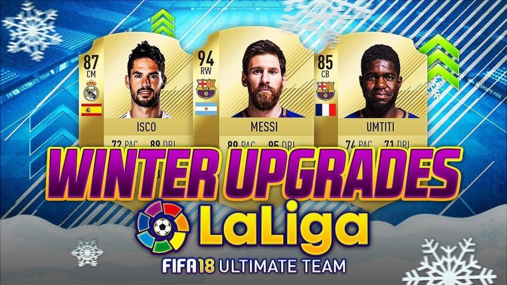 LaLiga 1024x576 - FIFA 18 FUT - Ultimate Team, quali giocatori potrebbero ricevere un upgrade?