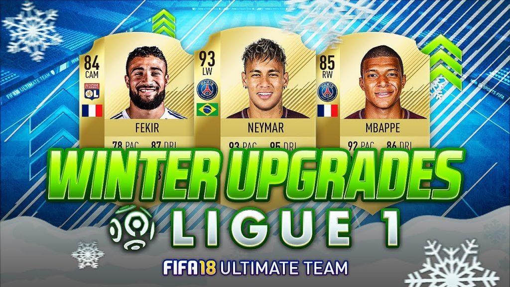 Ligue 1 1024x576 - FIFA 18 FUT - Ultimate Team, quali giocatori potrebbero ricevere un upgrade?