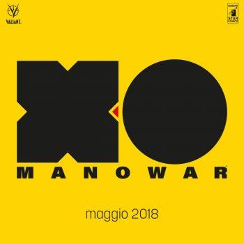 Manowar 350x350 - Star Comics, oggi ricorrono i due anni dalla pubblicazione degli albi Valiant