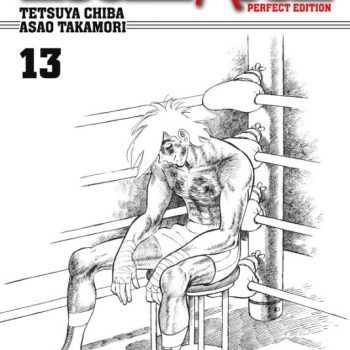 Rocky Joe 13 350x350 - Star Comics,  ROCKY JOE Perfect Edition n. 13 sarà disponibile il 28 febbraio