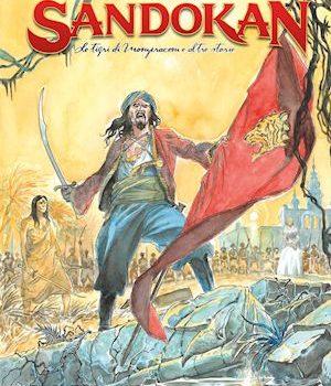 Sandokan Vol. 1 300x350 - Recensione Sandokan vol. 1: Le tigri di Mompracem e vol. 2 I Misteri della Giungla Nera
