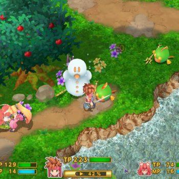 Secret of Mana Online 350x350 - Recensione Secret of Mana Remake