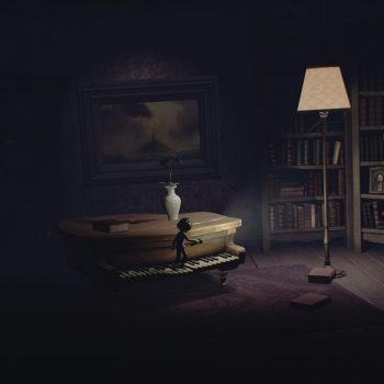 Little Nightmares La Residenza 3 350x350 - Recensione Little Nightmares – Secrets of the Maw - The Residence