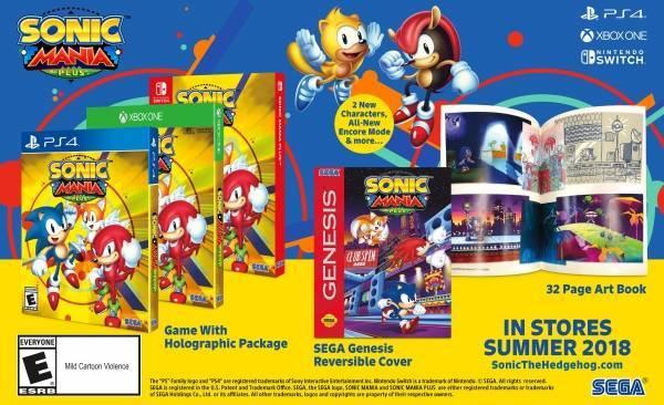 SEGA: Annunciato il nuovo Sonic Racing