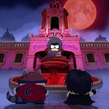 """SP TFbW DLC2 Casa bonita KEYART 1520334305 350x350 - South Park: Scontri Di-Retti, annunciato il DLC """"Dal tramonto fino alla casa Bonita"""""""