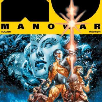 X O MANOWAR n. 1 – NUOVA SERIE 350x350 - Star Comics, X-O MANOWAR Nuova Serie n. 1 sarà disponibile dal 9 maggio