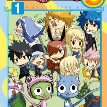 FAIRY TAIL S – SHORT STORIES 350x350 - Star Comics, Fairy Tails - Short Stories n.1 in arrivo il 18 aprile