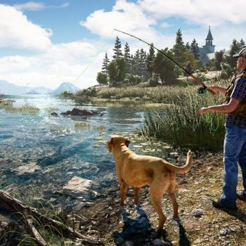 Far Cry 5 Pesca 350x350 - Far Cry 5, la nostra recensione