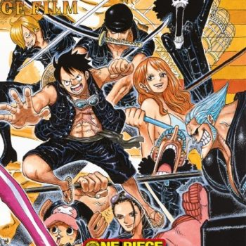 One Piece Gold Il Film Anime Comics 350x350 - Star Comics, One Piece Gold: Il Film - Anime Comics arriverà il 2 maggio