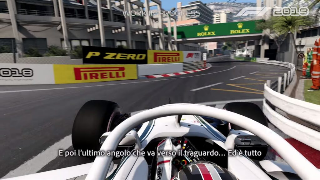 F1 2018 Gameplay 1280x720.png 1024x576 - F1 2018, saliamo in macchina con Charles Leclerc