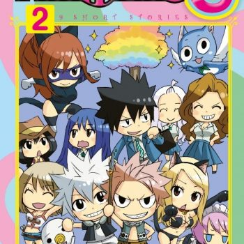 Fairy Tails 2 350x350 - Star Comics, FAIRY TAIL S – SHORT STORIES n.2 sarà disponibile dal 16 maggio