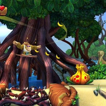 Funky Kong 350x350 - Donkey Kong Country: Tropical Freeze (Switch), la nostra recensione