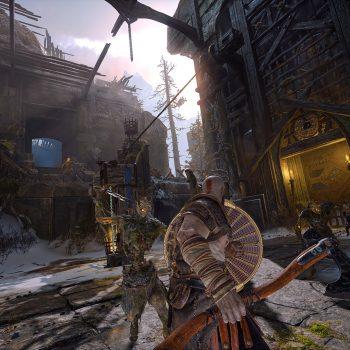 God of War Gameplay 350x350 - God of War, la nostra recensione