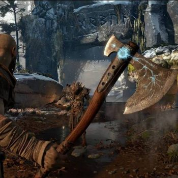 God of War Leviatano 350x350 - God of War, la nostra recensione