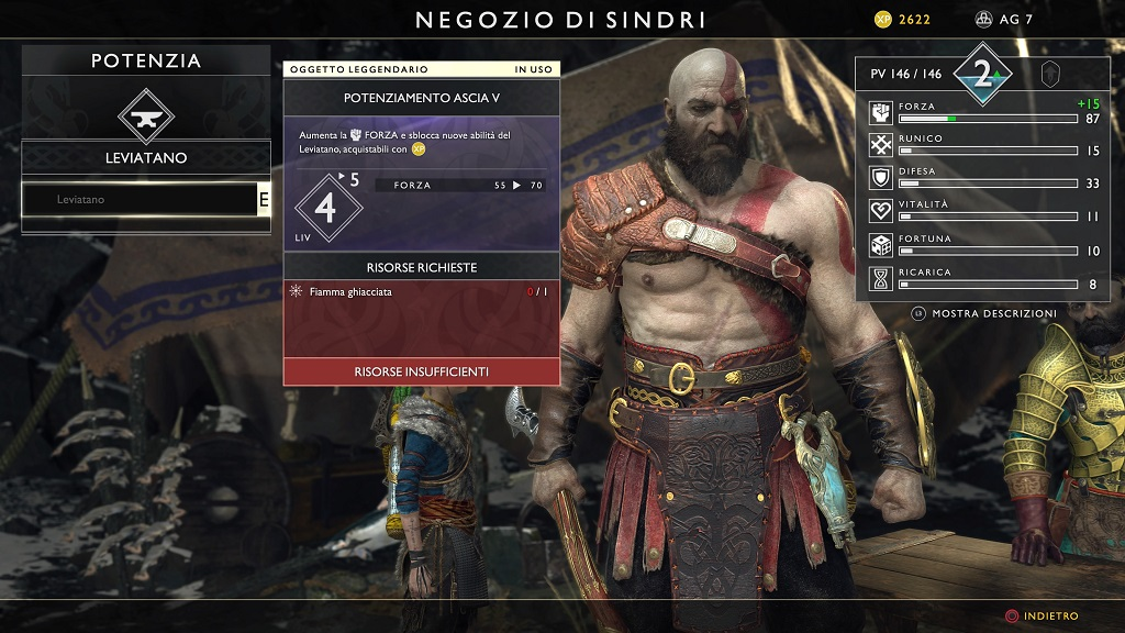 God of War 20180508190520 - God of War, la nostra recensione