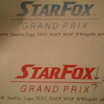 Star Fox Grand Prix Logo 350x350 - Girano rumors a proposito di un titolo racing a tema Star Fox
