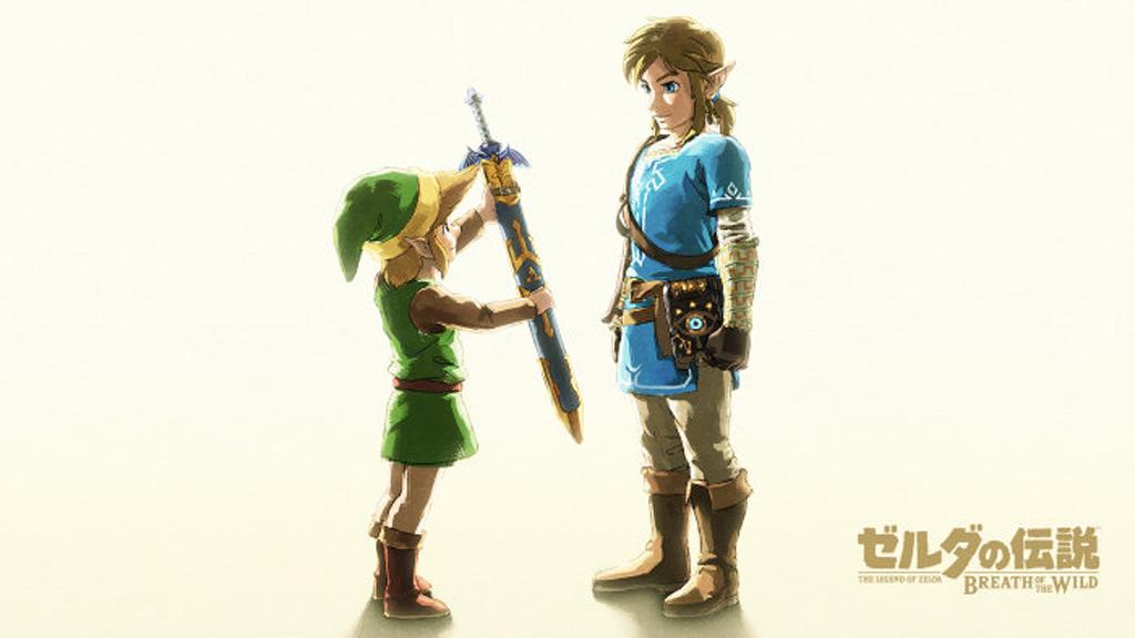 The Legend of Zelda BoW consegna - Uscirà a Novembre un Art Book dedicato a The Legend of Zelda: Breath of the Wild