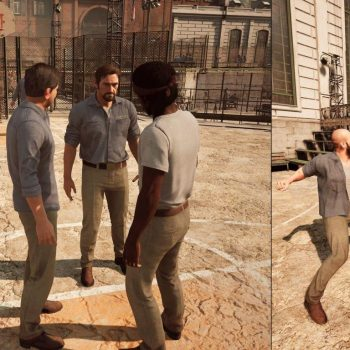 a way out gameplay 2 350x350 - A Way Out, la nostra recensione
