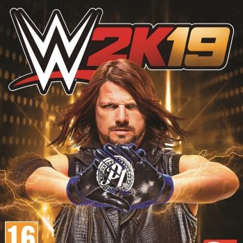 """2K2WIN WWE2K19 DLX AG FOB ITA FILEminimizer 350x350 - WWE 2K19, """"The Phenomenal One"""" AJ Styles sarà l'uomo copertina"""