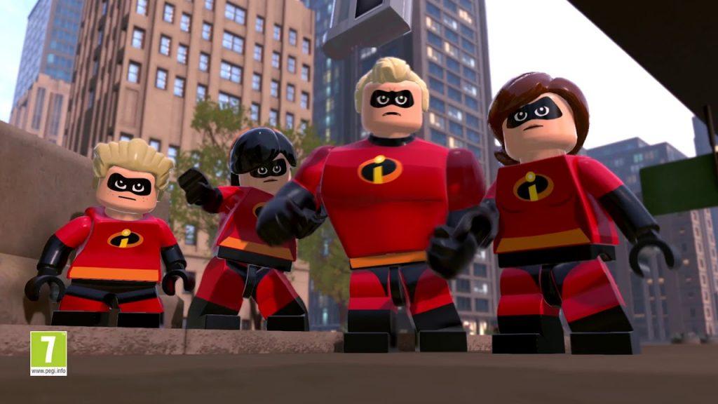 LEGO Gli Incredibili 1 1024x576 - LEGO: Gli Incredibili, la nostra recensione